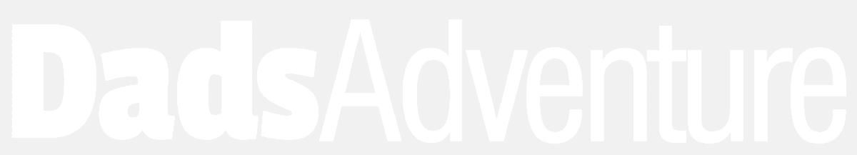 dads adventure logo white