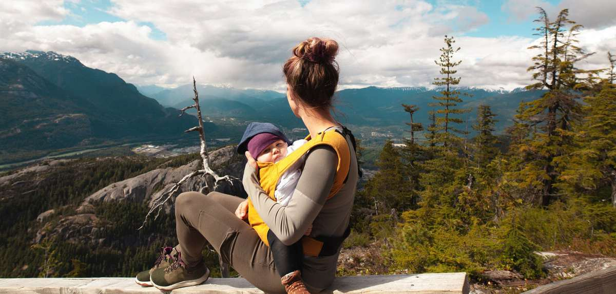 mountain mom