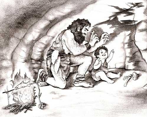cave-dad