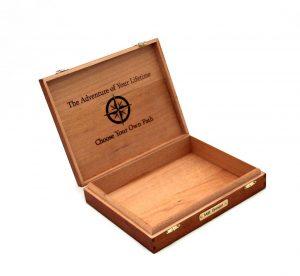 Treasure Chest with plaque