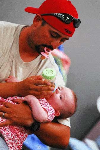 bottle-dad